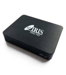 Receptor satelite de sobremesa iris 1902 hd - full hd - h.265 - wifi - usb 2.0 -