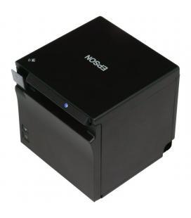 Impresora de tickets térmica epson tm-m30 negra - velocidad 200mm/s - rollo 80mm - corte automático - nfc - usb - ethernet - Ima
