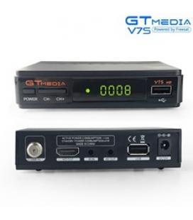 Receptor satelite de sobremesa gtmedia v7s hd - antena wifi - ethernet - h.264 - dvb - s2 -