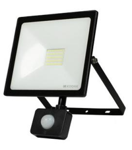 Foco jardin kodak motion floodlight dia - 1700lm - 6000k - 20w