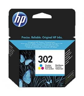 HP 302 F6U65AE cartucho color Officejet 3830