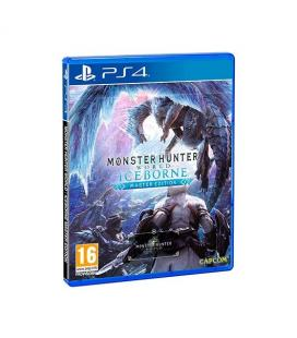 JUEGO SONY PS4 MONSTER HUNTER WORLD ICEBORNE