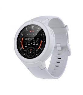 Reloj inteligente huami amazfit vergé lite blanco - pantalla 3.3cm - bt - wifi - sensor frecuencia cardiaca - gps -