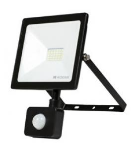 Foco jardin kodak motion floodlight dia - 800lm - 6000k - 10w -
