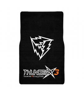 Alfombra gaming thunderx3 tgm10 - medidas 1000*500mm - grosor 5mm - material nylon+tpr - lavable - Imagen 1