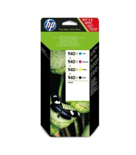 HP 940XL C2N93AE Pack 4 cartuchos Officejet 8000