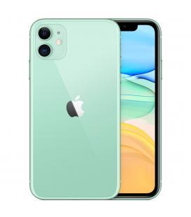 Telefono movil smartphone apple iphone 11 128gb verde - 6.1pulgadas - dual sim