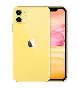 Telefono movil smartphone apple iphone 11 128gb amarillo - 6.1pulgadas - dual sim