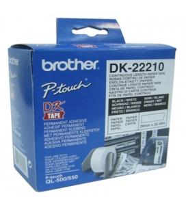 BROTHER Papel continuo 29mm QL550 - Imagen 1