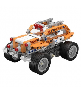 Robot educativo spc apitor superbot - bt/2.4ghz - mas de 400 piezas montables - 18 figuras prediseñadas - app apitor robot