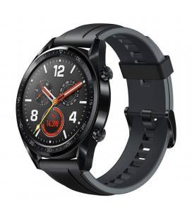 Reloj inteligente huawei gt sport black - pantalla 3.5cm amoled - bt4.2 - frecuencia cardiaca - notificaciones - batería larga