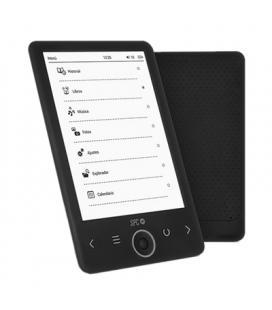 """SPC eBook 6"""" Dickens 4GB T.electrónica Negro - Imagen 1"""