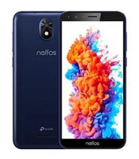 Telefono movil smartphone tp link neffos c5 plus azul - 5.34pulgadas - 8gb rom - 1gb ram - 5mpx - 2mpx - 3g - android go 8.1
