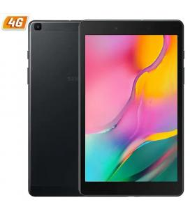 Tablet samsung galaxy tab a (2019) t295 4g black - 8'/20.3cm - qc 2ghz - 32gb - 2gb ram - android - cam 8/2mp - micro sd - bat.