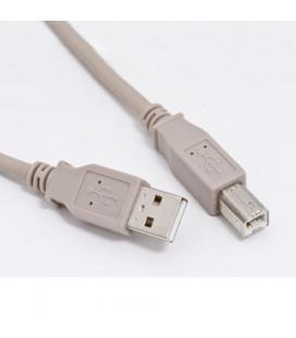 L-LINK Cable impresora Usb A-B 2.0 ( 5 metros ) - Imagen 1