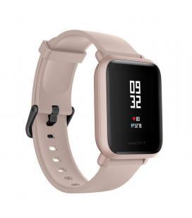 Reloj inteligente huami amazfit bip lite pink - pantalla 3.25cm - bt 4.2 - sensor frecuencia cardiaca - ip68 - bat.200mah