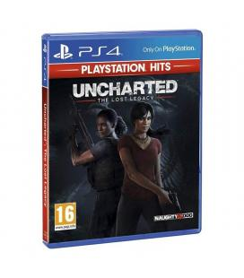 Juego para consola sony ps4 uncharted: the lost legacy - hits