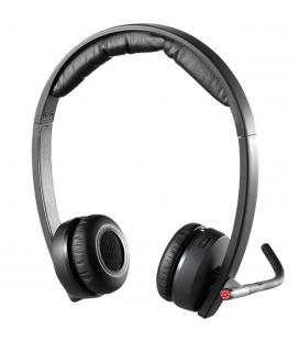 Auriculares con microfono logitech headset h820e wireless inalambrico mono - Imagen 1
