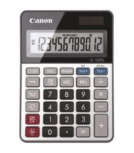 Calculadora canon sobremesa ls - 122 dbl - Imagen 1