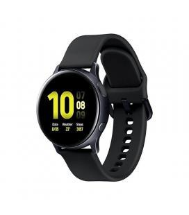 Reloj inteligente samsung galaxy watch active 2 r830 black - 40mm - seguimiento ejercicio - frecuencia cardiaca - asistente