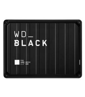 DISCO DURO EXTERNO P10 GAME DRIVE 4TB NEGRO WESTERN DIGITAL - Imagen 1