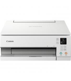 Multifuncion canon ts6351 inyeccion color pixma a4 - 15ppm - 4800ppp - usb - wifi - duplex impresion - deteccion papel -