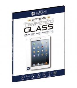 Kit 2 protectores de pantalla + limpieza subblim sub-tg-1sam100 extreme cristal templado para samsung tab a 2019 t510/515 -