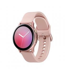 Reloj inteligente samsung galaxy watch active 2 r830 pink - 40mm - seguimiento ejercicio - frecuencia cardiaca - asistente