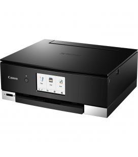 Multifuncion canon ts8350 inyeccion color pixma a4 - 15ppm - 4800ppp - usb - wifi - duplex impresion - negro