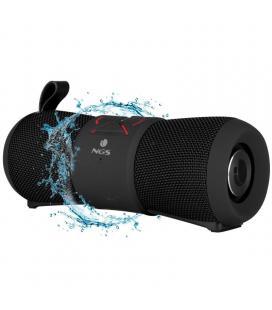 Altavoz bluetooth ngs waterproof tws speaker roller stream black - 24w - true wireless - ip67 - entrada aux - batería 2000mah -
