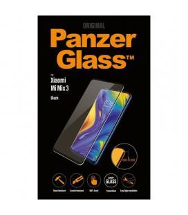 Protector de pantalla panzerglass 8002 para xiaomi mi mix 2s negro - cristal templado - borde a borde