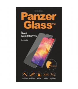 Protector de pantalla panzerglass 8012 para xiaomi redmi note 7/7 pro - cristal templado - borde a borde