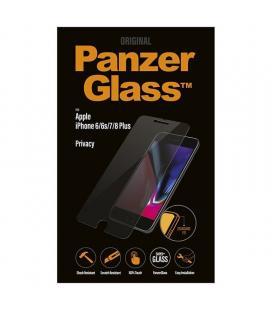Protector de pantalla panzerglass p2638 para iphone xr - cristal templado 0.4mm - filtro privacidad - reducción luz azul