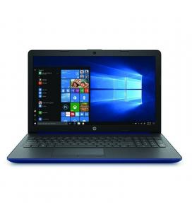 Portátil hp 15-db1005ns - ryzen 5 3500u 2.1ghz - 8gb - 256gb ssd - rad r8 - 15.6'/39.6cm hd - hdmi - bt - no odd - w10 - azul