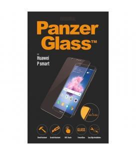 Protector de pantalla panzerglass 5295 para huawei p smart - cristal templado - borde a borde
