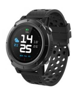 Pulsera reloj deportiva denver sw - 510 black -  smartwatch -  1.3pulgadas -  bluetooth -  gps -  ips 68