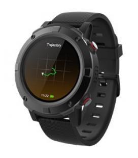 Pulsera reloj deportiva denver sw - 660 black - smartwatch - amoled - 1.3pulgadas - bluetooth - gps - ip 68