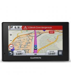 Gps garmin drive 5 plus eu-mt-s - 5'/12.7cm táctil - bt - mapas toda europa con actualizaciones sin coste - alertas en - Imagen