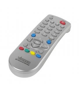 Mando a distancia universal 2 en 1 vivanco 19696 -tv y dvb - compatible con la mayoría de marcas - control de sonido - Imagen 1