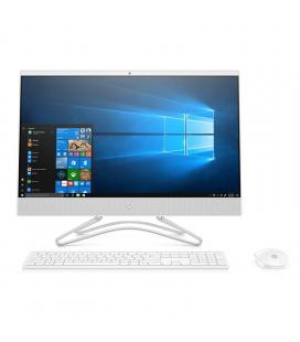 Pc all in one hp 24-f1021ns - amd athlon 300u 2.4ghz - 8gb - 512gb ssd - rad vega 3 - 23.8'/60.4cm fhd - tec+raton - no odd -