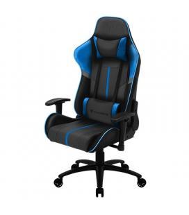 Silla gamer thunderx3 bc3 boss ocean grey blue - marco acero - resposabrazos ajustables - mecanismo de mariposa - piston clase