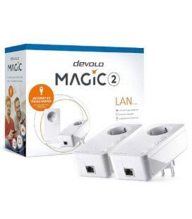 PUNTO DE ACCESO MAGIC 2 LAN TRIPLE STARTER KIT DEVOLO - Imagen 1