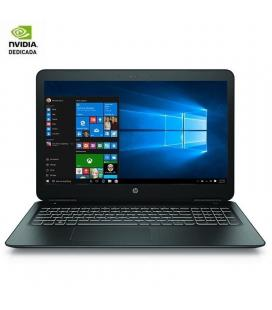 Portátil hp pavilion 15-bc518ns - i7-9750h 2.6ghz - 8gb - 1tb+128ssd - geforce gtx 1050 3gb - 15.6'/39.6cm fhd - hdmi - bt -