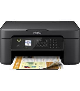 Multifuncion epson inyeccion color wf - 2810dwf workforce fax - a4 - 33ppm - usb - wifi - duplex impresion - bandeja 100 h