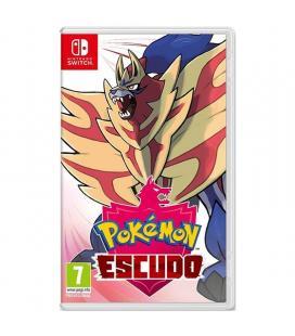 Juego para consola nintendo switch pokemon escudo