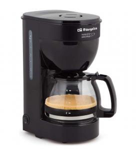 Cafetera de goteo orbegozo cg 4014 - 650w - 6 tazas - filtro permanente extraible - placa calorífica anti-adherente - jarra - I