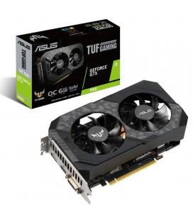 TARJETA GRÁFICA ASUS TUF GTX 1660 OC EDITION GAMING 6GB GDDR5