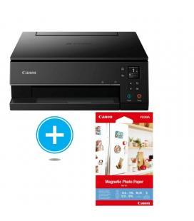 Multifunción canon wifi pixma ts6350 - 15/10ipm - duplex - scan 1200*2400 - usb - pantalla oled - 5 cartuchos