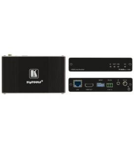 KRAMER / RECEPTOR HD BASE T - ALTO RENDIMIENTO/ 4K / HDMI / TP-583RXR / NEGRO - Imagen 1