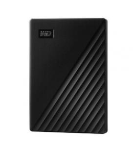 Disco duro externo western digital 2tb negro my passport - 2.5'/6.3cm - software wd backup - wd discovery software - wd